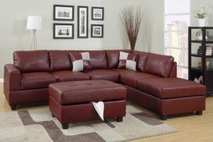 ТОП 5 правил ухода за кожаными диванами