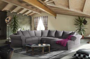 ТОП 5 особенностей выбора дивана в гостиную